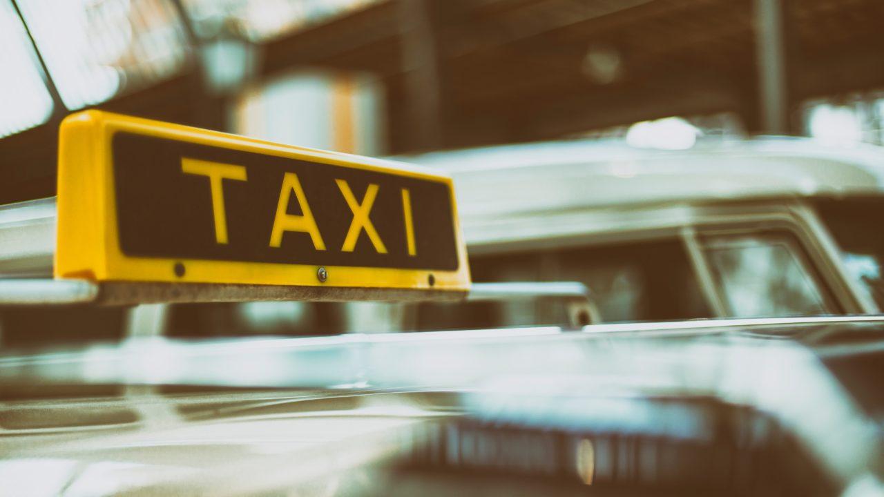 中国で見かけた違法タクシー