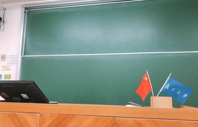 中国留学の教室