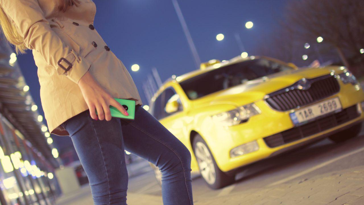 中国のタクシーで留学生が感じたこと