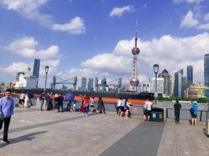 上海バンドのプチ旅行