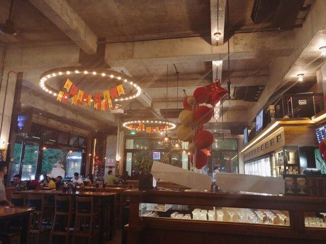 上海でお気に入りのカフェ
