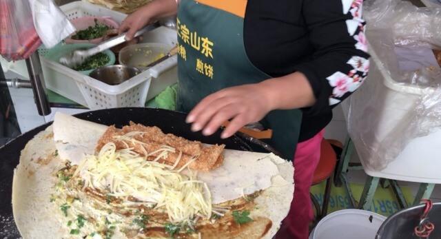 山東料理のお店