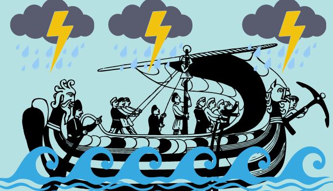 呉越同舟のエピソード